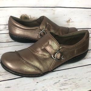 Clarks Collection Loafers Womens 9.5 M Leather